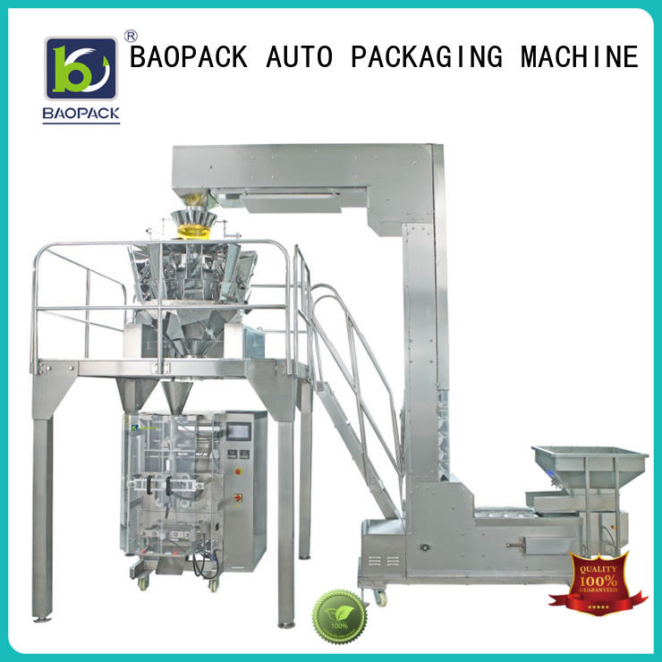 chips vffs packing machine factory