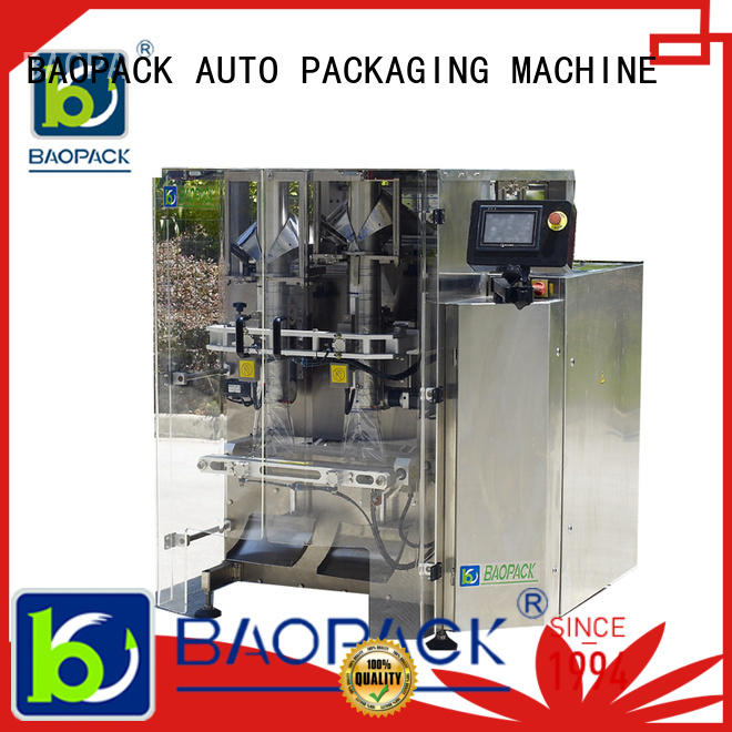 vertical automatic packing machine dry personalized for plant