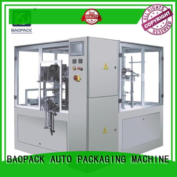 flushing highspeed pillow packing machine air BAOPACK Brand