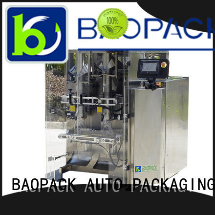 BAOPACK highspeed packing machine personalized for industry