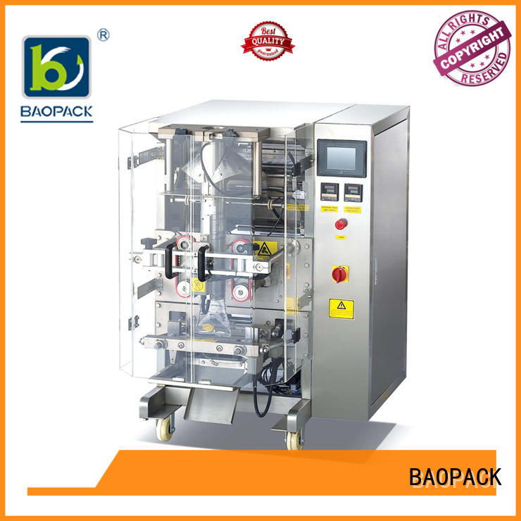 BAOPACK Brand beans multifunction frozen packing machine manufacture