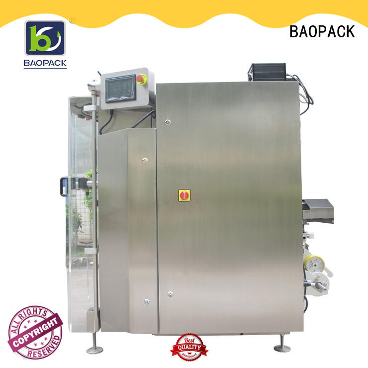 BAOPACK vegetables packaging machine factory price for plant