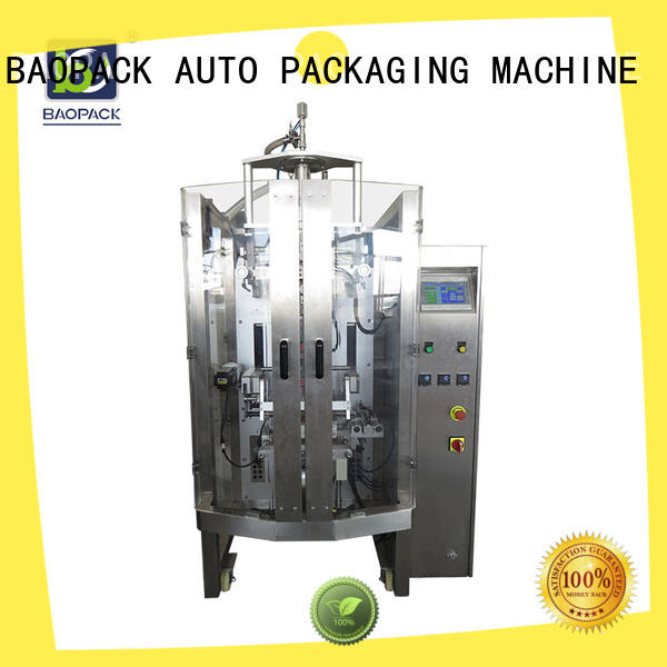 BAOPACK multifunction liquid filling and sealing machine manufacturer for commercial