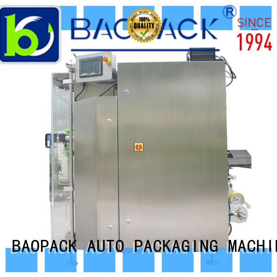 BAOPACK automatic auto packing machine personalized for plant