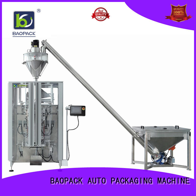 BAOPACK stick vertical form fill and seal directly sale for plant