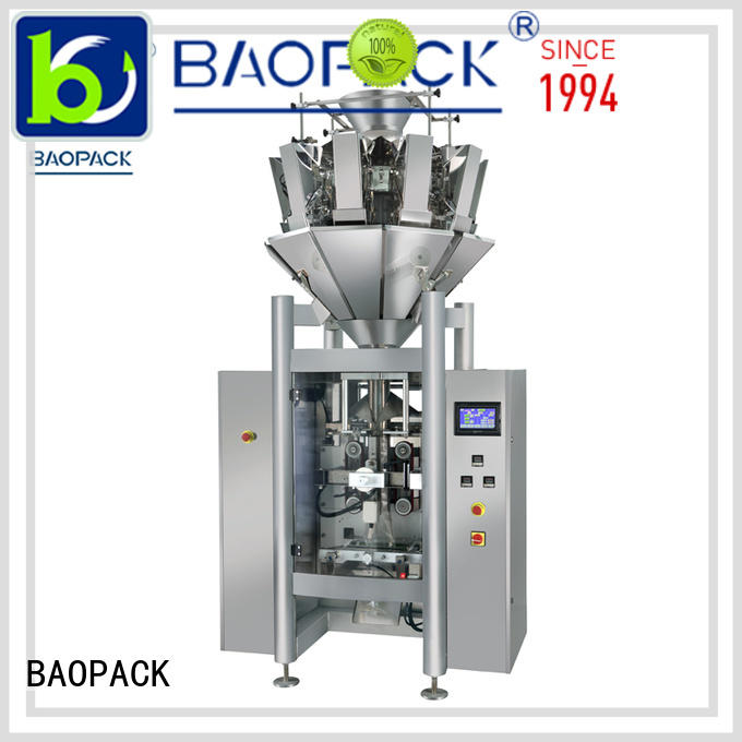 BAOPACK seal weigher packing machine wholesale for industry