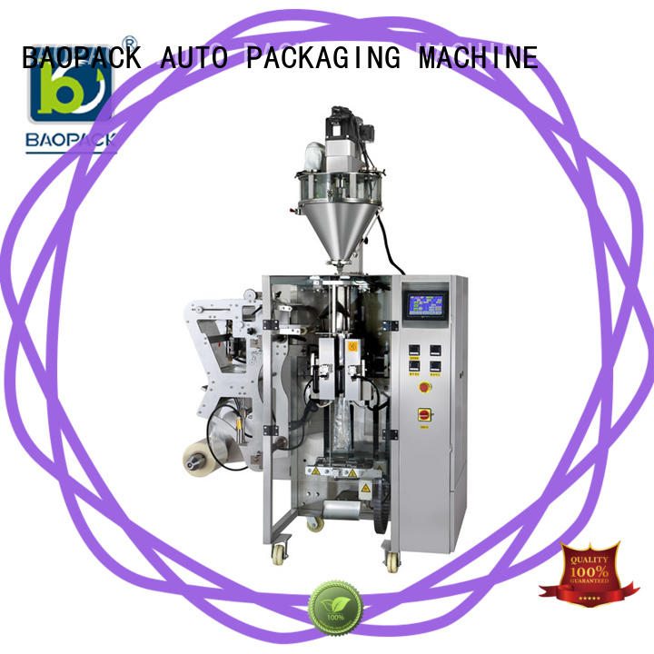 BAOPACK chilli powder packing machine manufacturer for plant