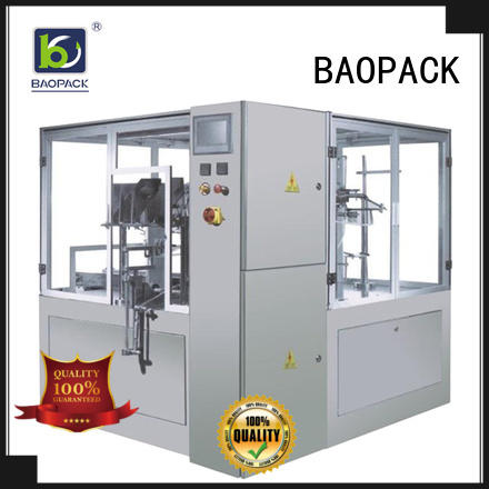 BAOPACK highspeed automatic packing machine personalized for plant