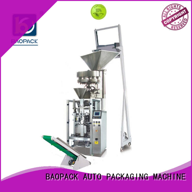 BAOPACK sachet volumetric filling machine manufacturer inquire now for industry