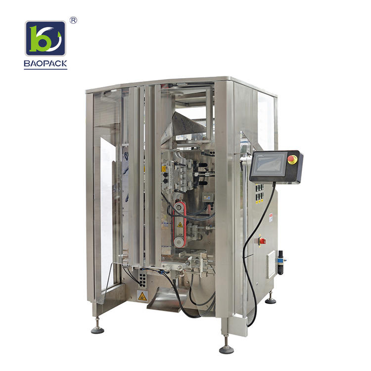 volumetric vertical form fill seal packaging machines snacks design for industry-2