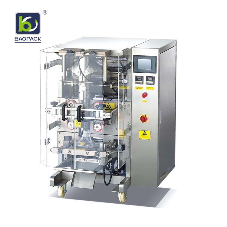 BAOPACK sachet powder filling machine from China for plant-2