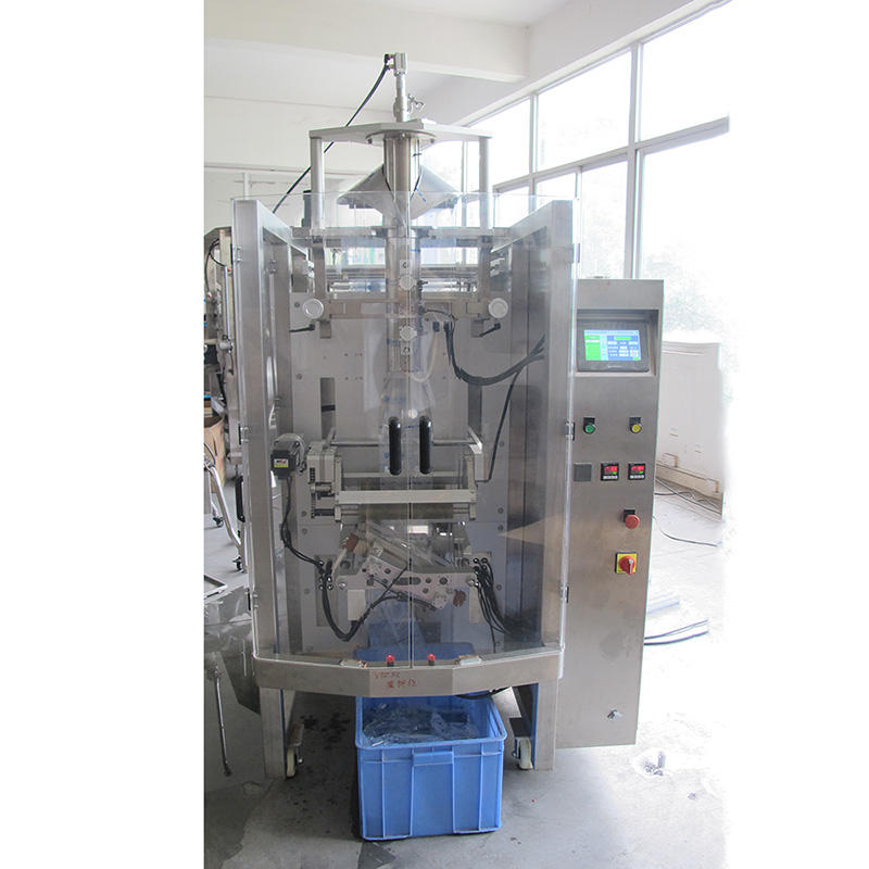 BAOPACK-Professional Liquid Sachet Packing Machine Water Sause Packing-1