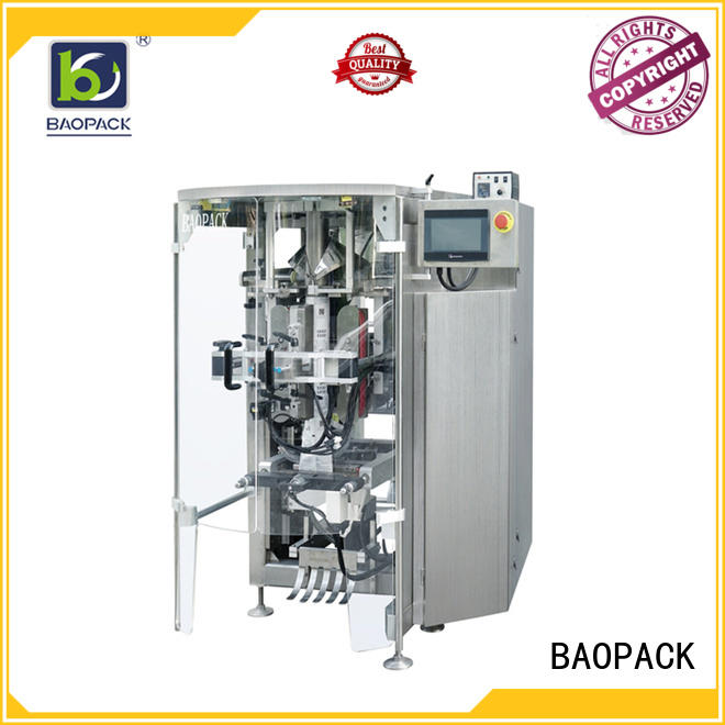 Quality BAOPACK Brand pillow packing machine