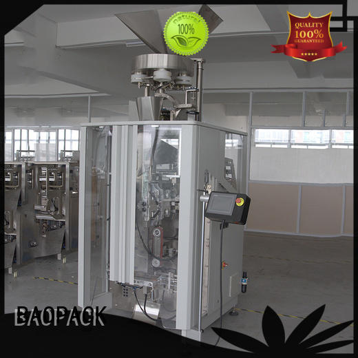 automatic vertical form fill and seal machine chocolate with good price for commercial