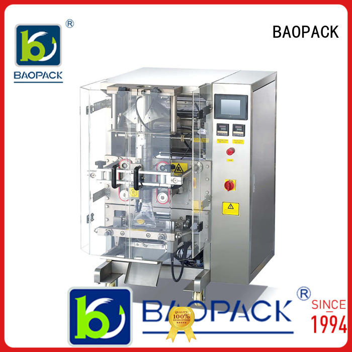 highspeed automatic packing machine speed supplier for industry