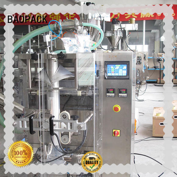 sause vffs bagging machine supplier for industry BAOPACK