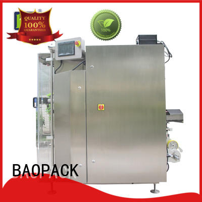 bag food pouch packing machine price BAOPACK manufacture
