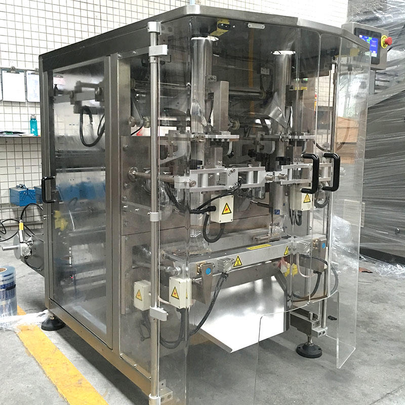 vertical liquid pouch packing machine automatic factory price for commercial-2