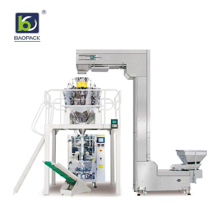 BAOPACK-Quality Baopack Nitrogen Flushing Vertical Automatic Packing Machine