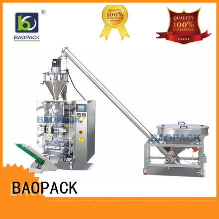 icecream quadro powder packing machine or BAOPACK Brand