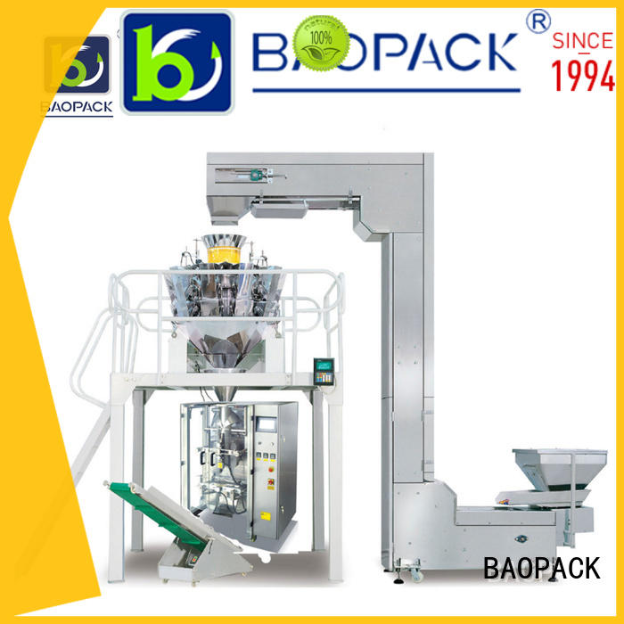 BAOPACK grain multihead weigher packing machine wholesale for plant