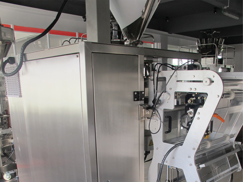 BAOPACK- Automatic Multi-function Powder Packing Machine | Powder Filler-11
