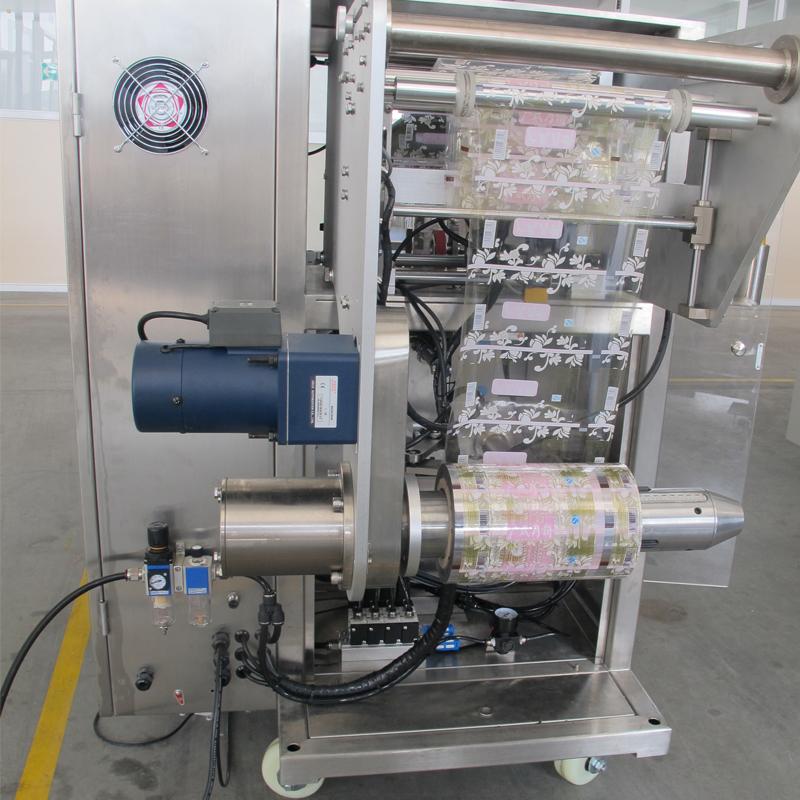 BAOPACK-vertical form fill seal packaging machines ,semi automatic volumetric filling machine | BAOP-2