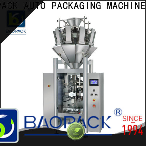 BAOPACK degas weigher packing machine factory price for sugar