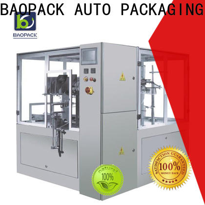 vertical packaging machine snacks supplier for industry