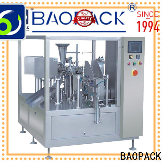 BAOPACK proof bagging machine suppliers supplier for commercial