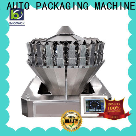 vertical vffs packaging machine puffed factory price for chips
