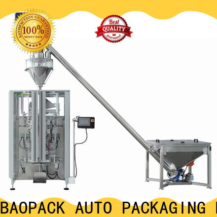 multifunction form fill seal machine manufacturers 4side directly sale for plant
