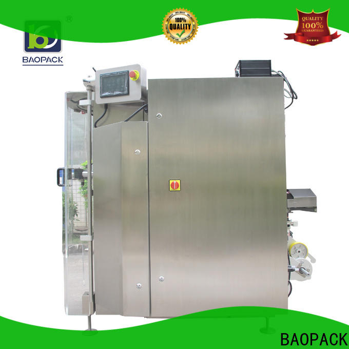 BAOPACK seal automatic packing machine factory price for industry