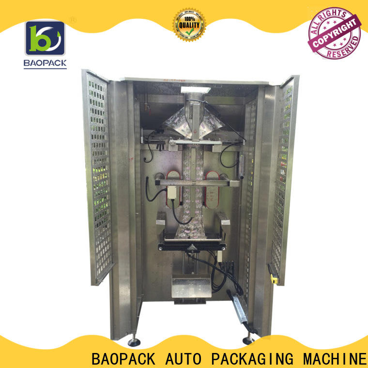 BAOPACK fill liquid pouch packing machine factory price for plant