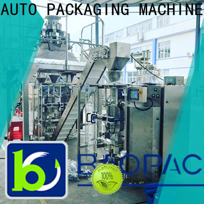 BAOPACK multihead packaging machine from China for industry