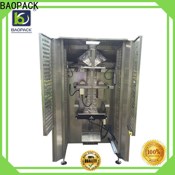BAOPACK highspeed packaging machine supplier for industry