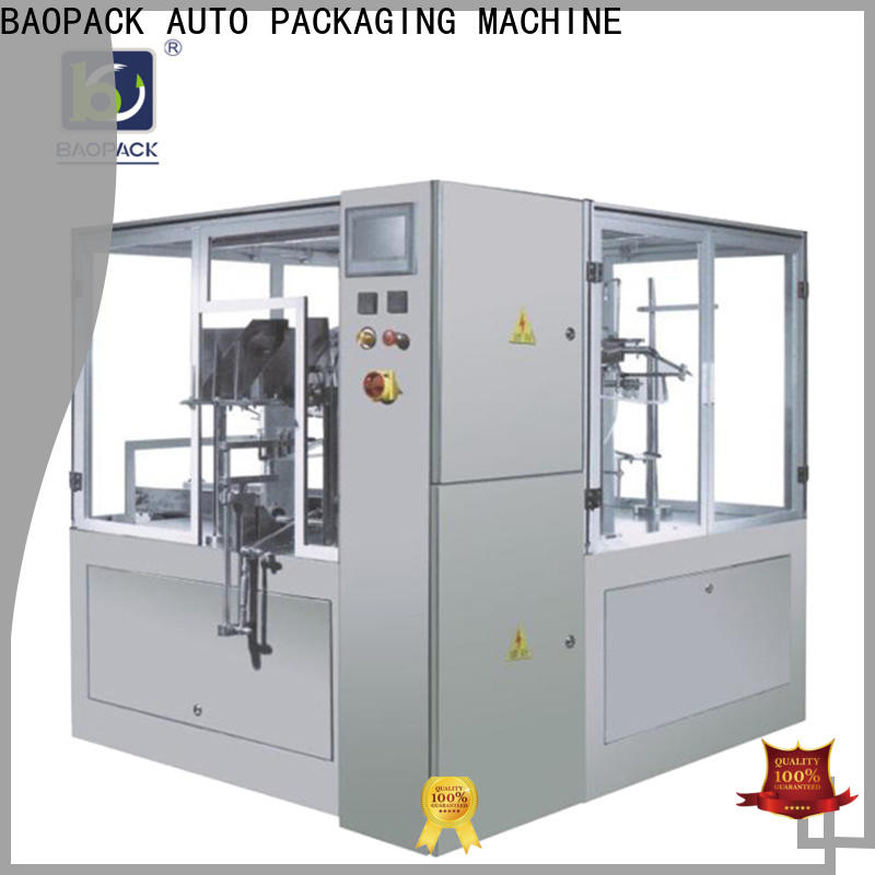 BAOPACK proof packaging machine supplier for commercial