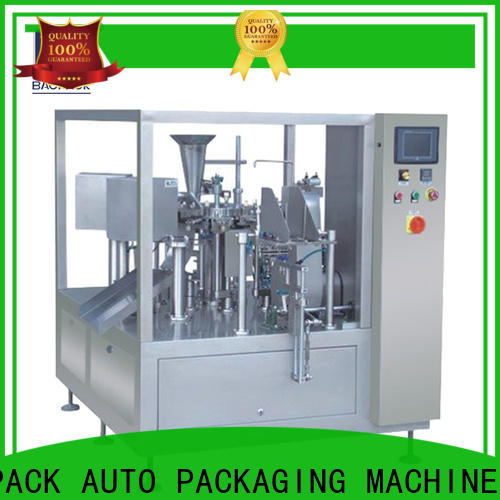 BAOPACK design packing machine supplier for commercial