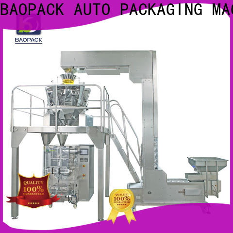 multihead vertical form fill seal machine banana personalized for commercial