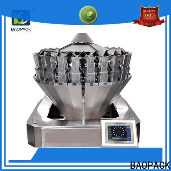 BAOPACK baopack vffs packaging machine supplier for commercial