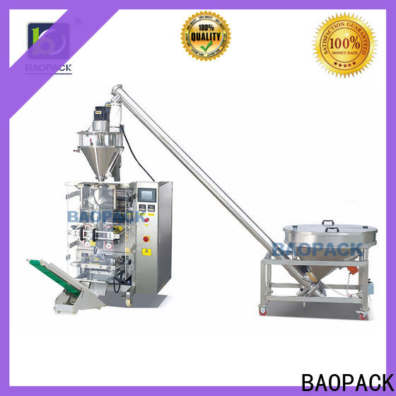 multifunction auger filling machine servo manufacturer for plant