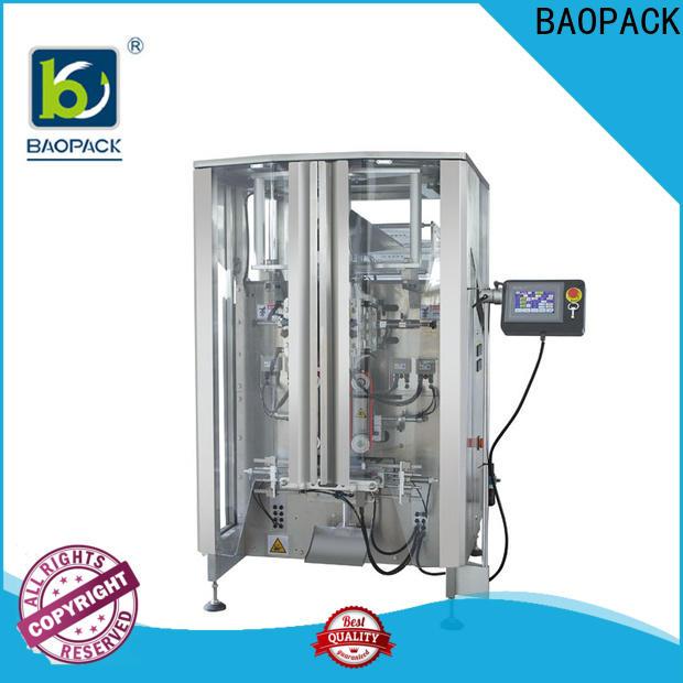 multifunction air bag packaging machine coffee design for industry