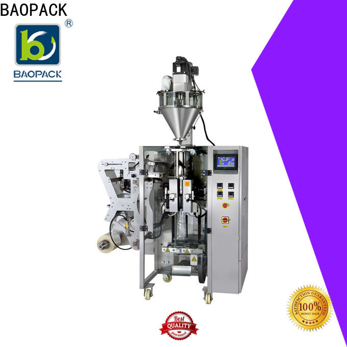 BAOPACK coffee powder packing machine customized for industry