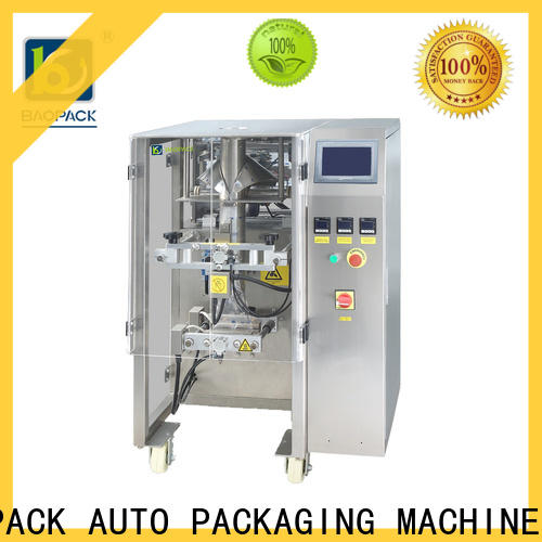 vertical automatic pouch packing machine vegetables supplier for industry