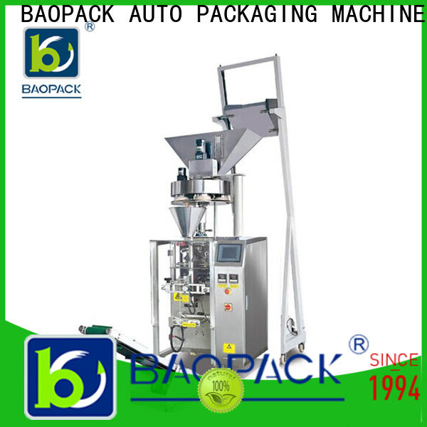 BAOPACK detergent volumetric filling machine inquire now for industry