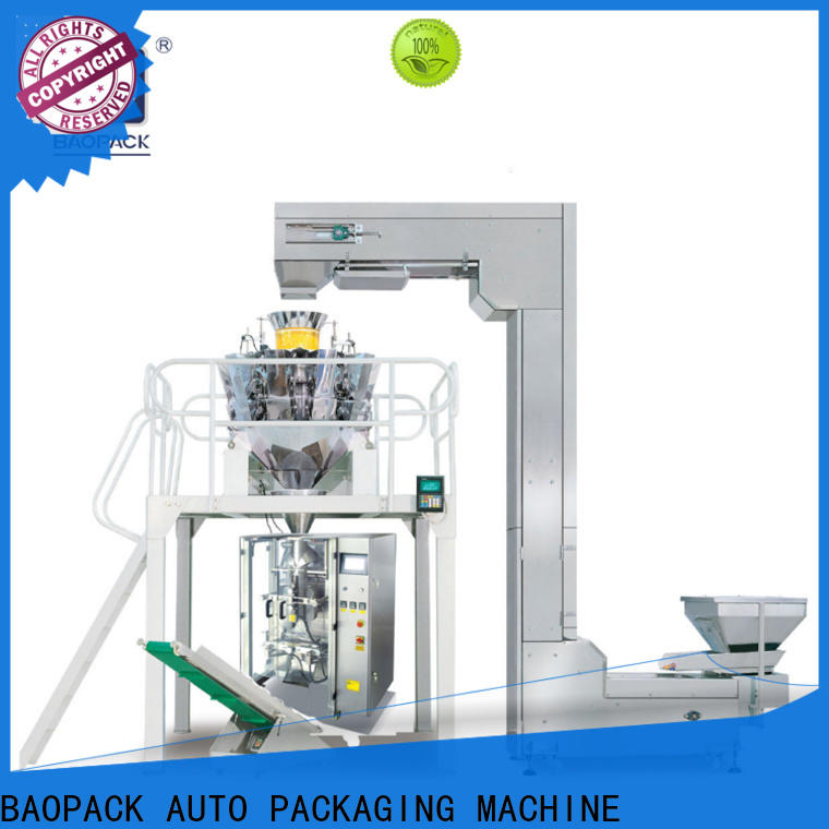 multihead multihead weigher packing machine grain supplier for plant