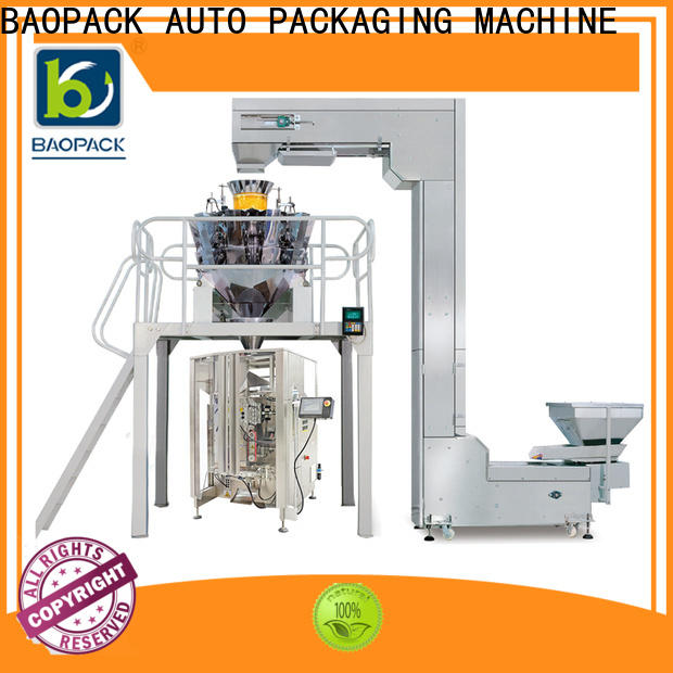 BAOPACK vertical vertical form fill seal machine factory price for plant