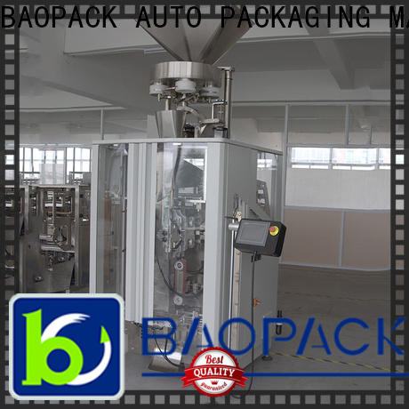 BAOPACK biscuits volumetric cup filler machine with good price for plant