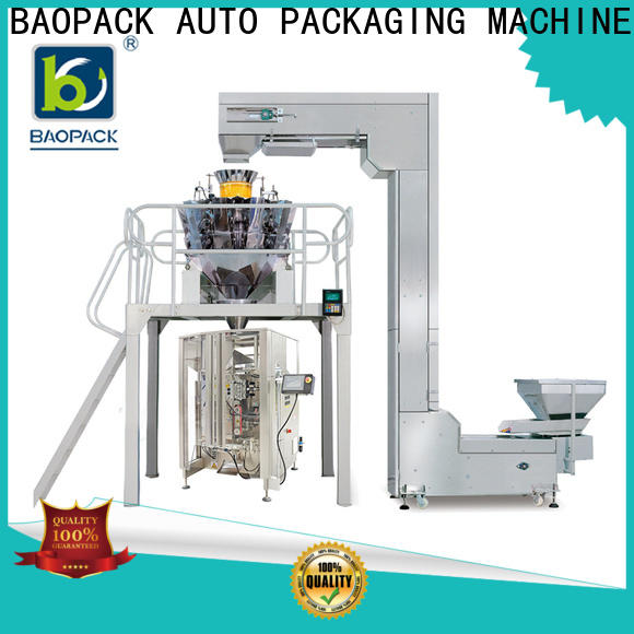 BAOPACK combination weigher packing machine factory price for industry
