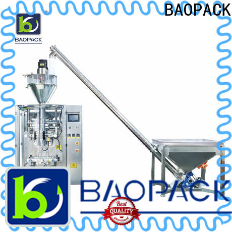 BAOPACK automatic powder filling machine customized for plant